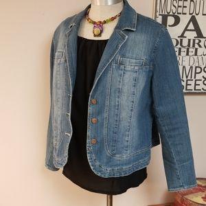 Venezia Denim jacket PLUS